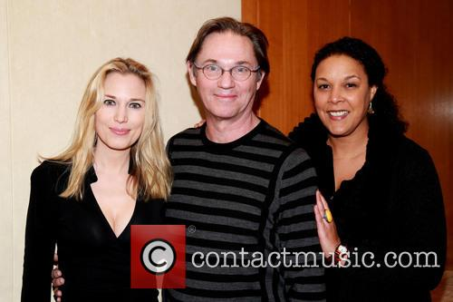 Imogen Lloyd Webber, Richard Thomas and Linda Powell 3
