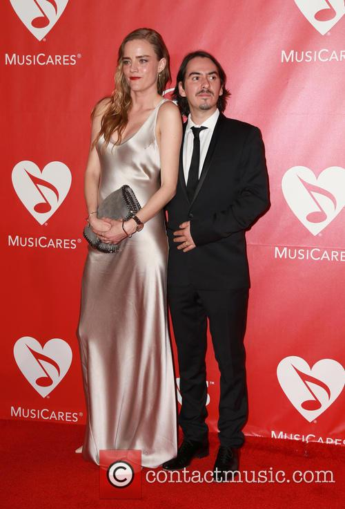 Dhani Harrison and Sola Harrison 4