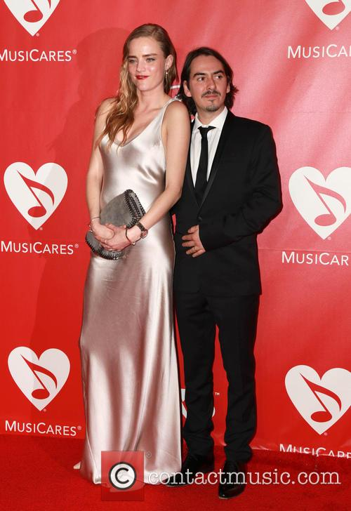 Dhani Harrison and Sola Harrison 1