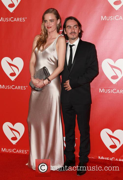 Dhani Harrison and Sola Harrison 6
