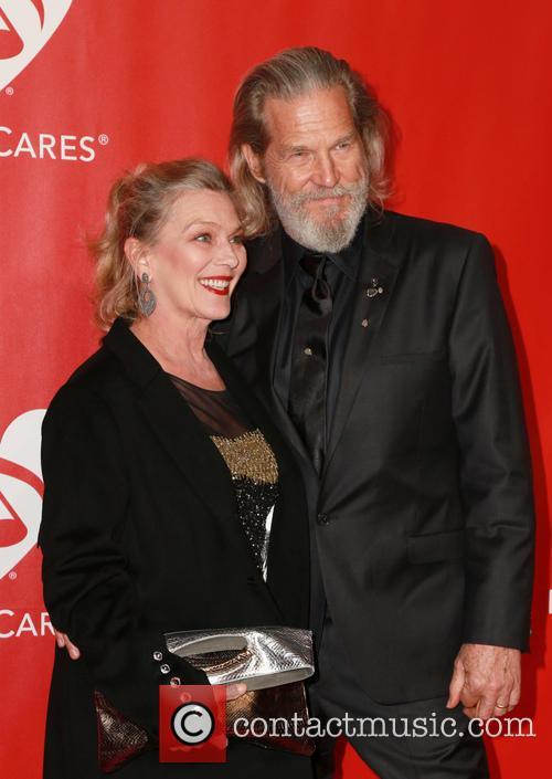 Jeff Bridges and Susan Bridges 1