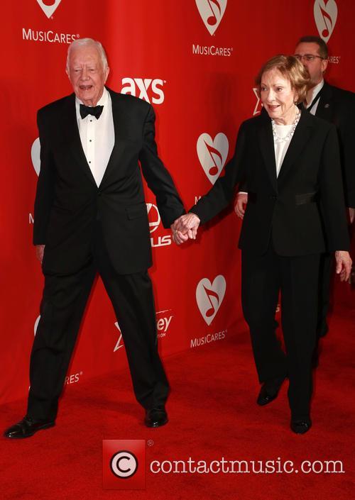 Jimmy Carter and Rosalynn Carter 3