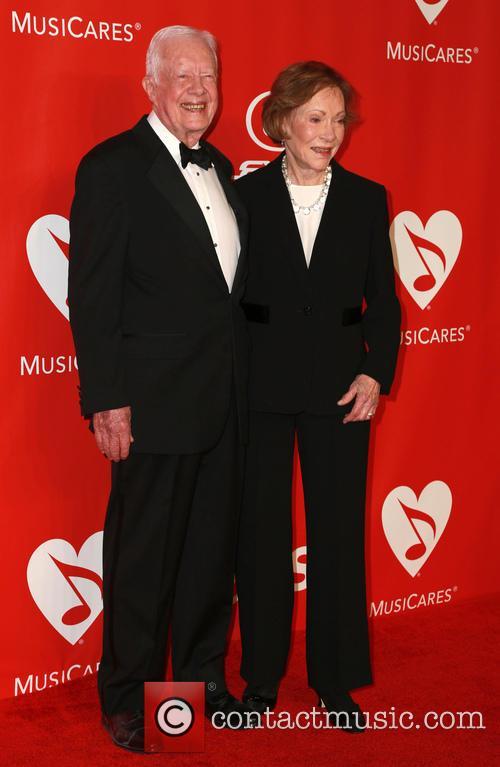 Jimmy Carter and Rosalynn Carter 4