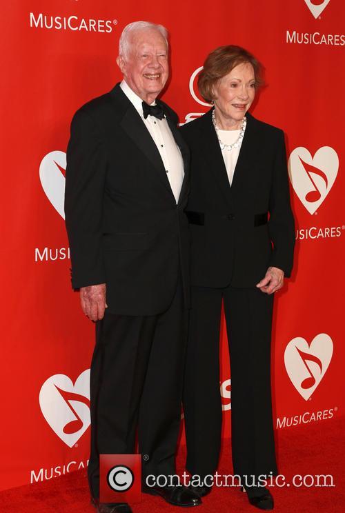 Jimmy Carter and Rosalynn Carter 5