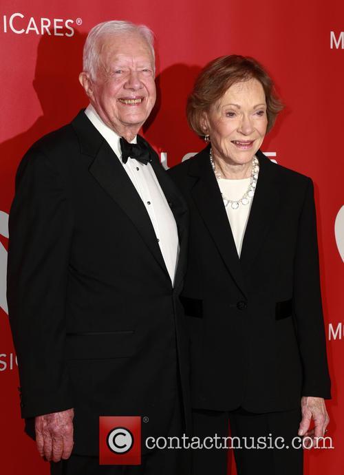 Jimmy Carter and Rosalynn Carter 6