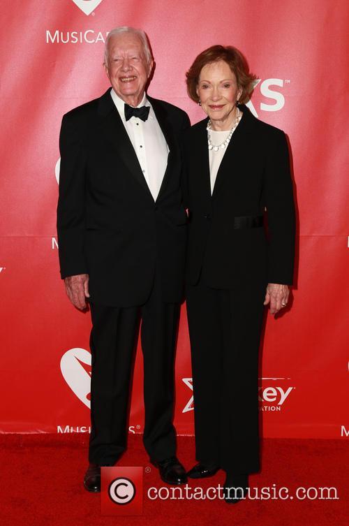 Jimmy Carter and Rosalynn Carter 7