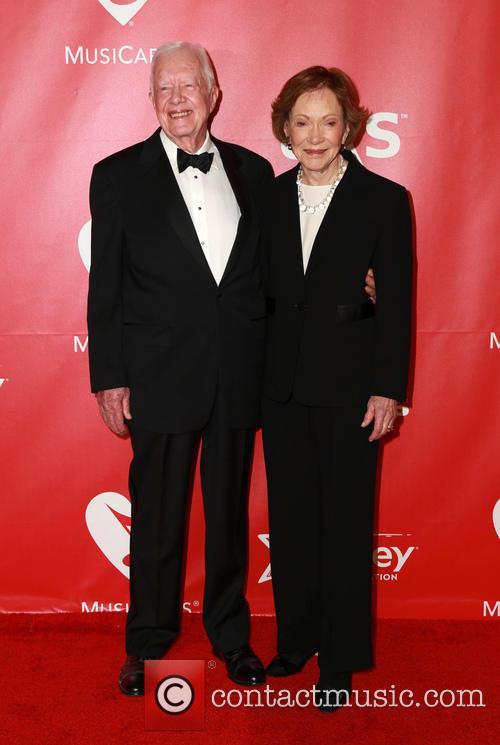 Jimmy Carter and Rosalynn Carter 8