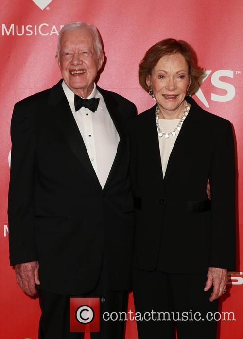 Jimmy Carter and Rosalynn Carter 9
