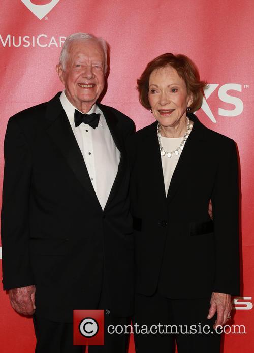 Jimmy Carter and Rosalynn Carter 1