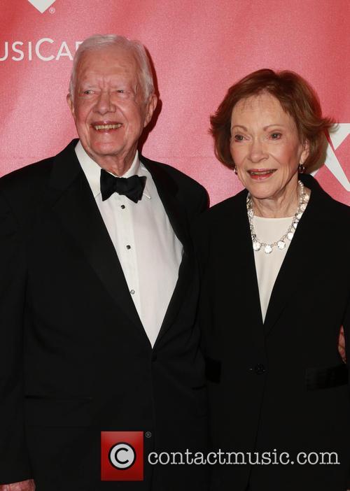 Jimmy Carter and Rosalynn Carter 10