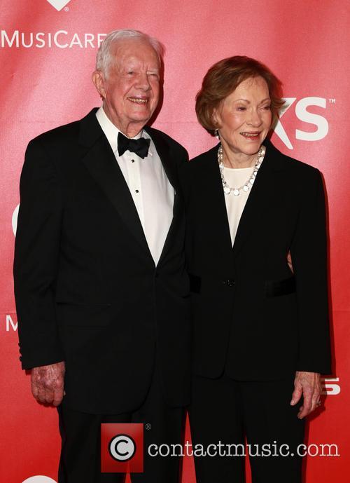 Jimmy Carter and Rosalynn Carter 11