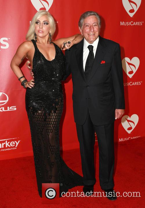 Lady Gaga and Tony Bennett 2