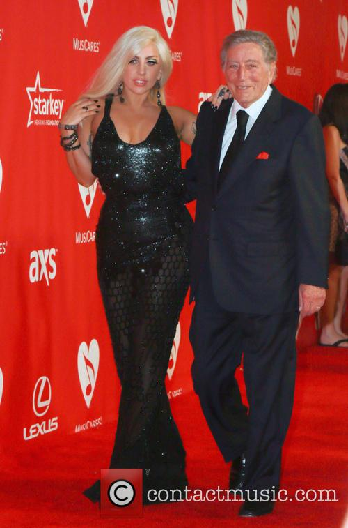 Lady Gaga and Tony Bennett 3