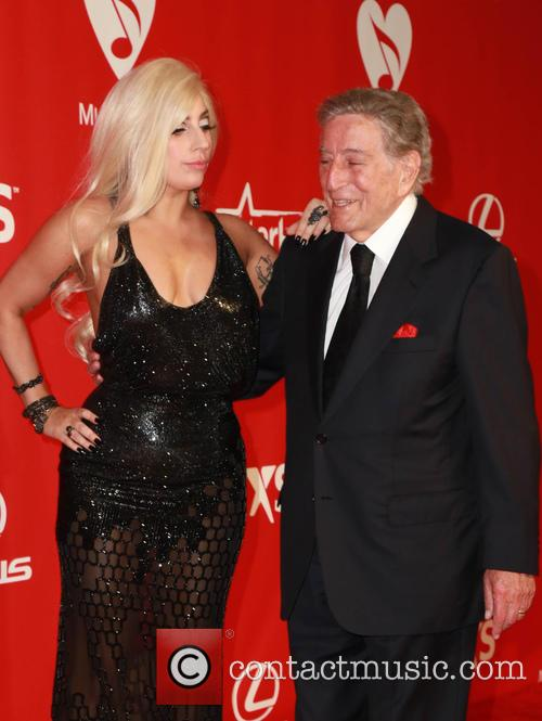 Lady Gaga and Tony Bennett 4