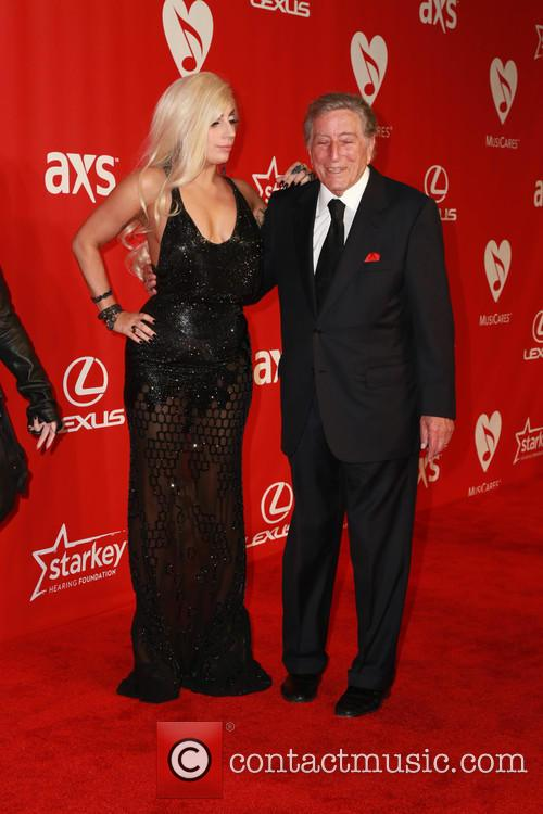 Lady Gaga and Tony Bennett 5