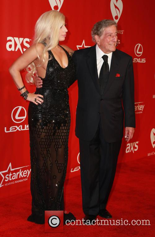 Lady Gaga and Tony Bennett 6