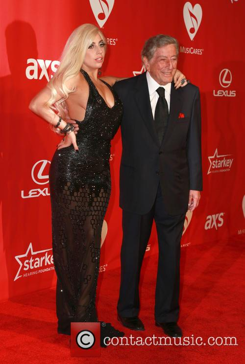 Lady Gaga and Tony Bennett 7