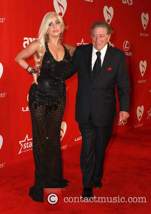 Lady Gaga and Tony Bennett 1