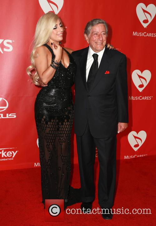 Lady Gaga and Tony Bennett 8