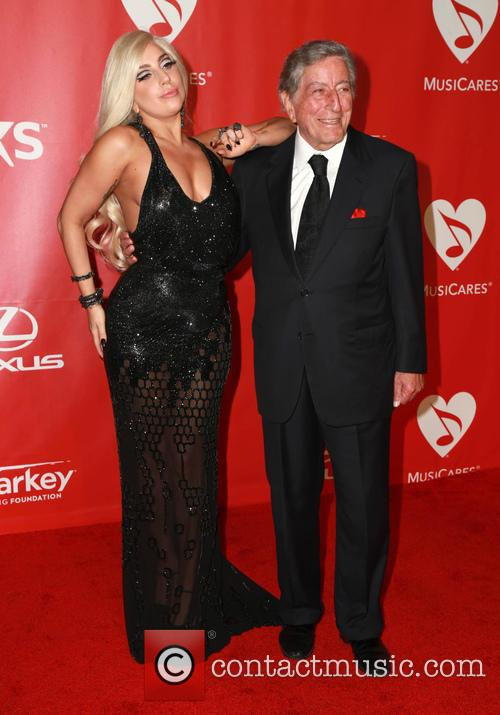 Lady Gaga and Tony Bennett 9