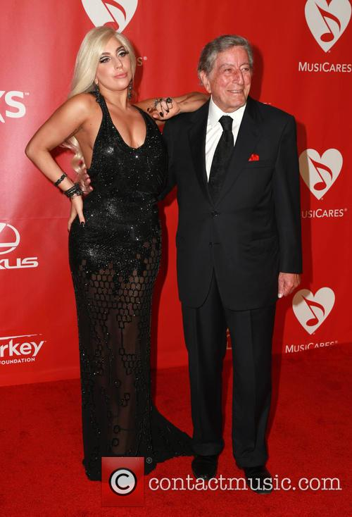 Lady Gaga and Tony Bennett 10