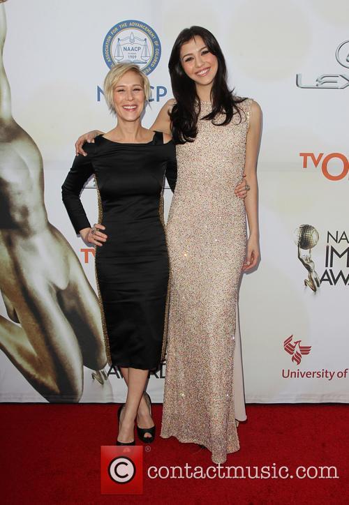 Liza Weil and Katie Findlay 8