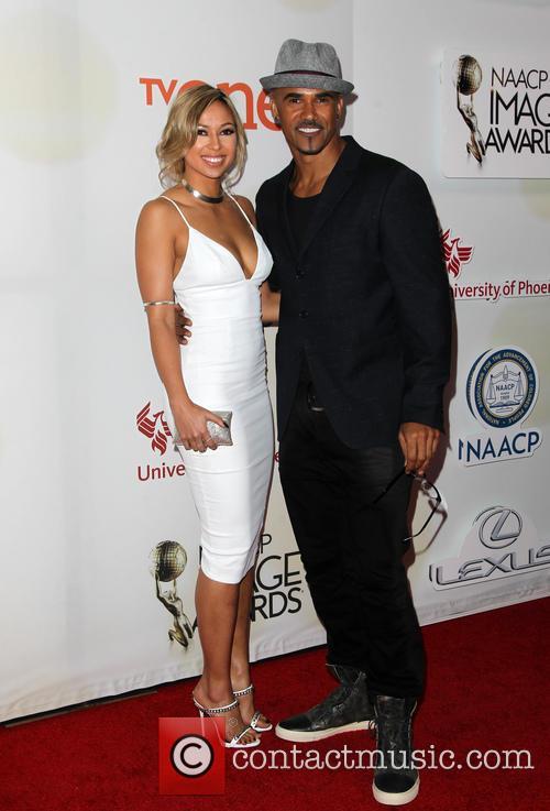 Shemar Moore and Shawna Gordon 2