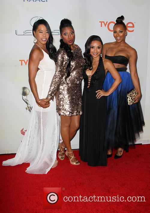 Danielle Nicolet, Golden Brooks, Eva Marcille and Gabrielle Dennis 10