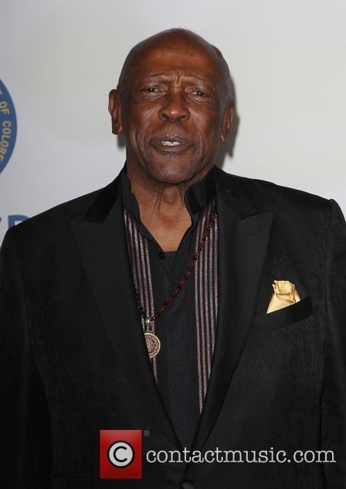 Louis Gossett and Jr. 5