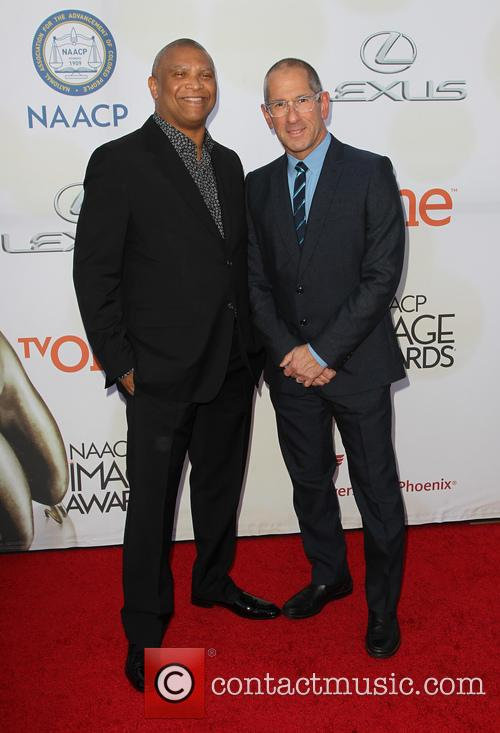 Reginald Hudlin and Philip Gurin 2