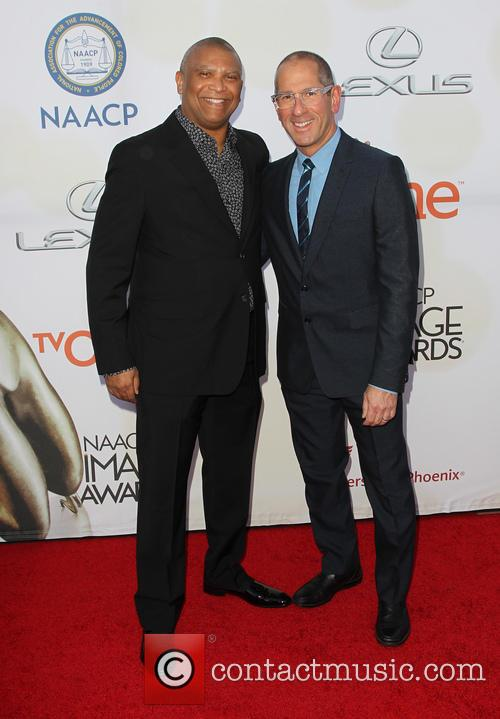 Reginald Hudlin and Philip Gurin 1