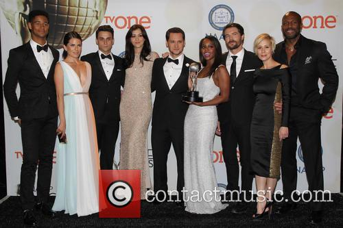 Alfred Enoch, Karla Souza, Jack Falahe, Katie Findlay, Matt Mcgorry, Aja Naomi King, Charlie Weber, Billy Brown and Liza Weil 5