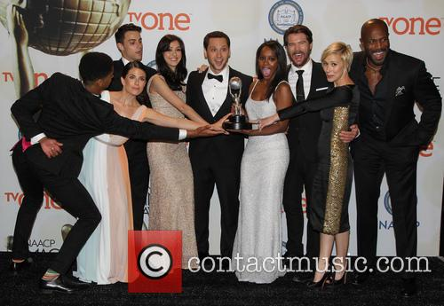 Alfred Enoch, Karla Souza, Jack Falahe, Katie Findlay, Matt Mcgorry, Aja Naomi King, Charlie Weber, Billy Brown and Liza Weil 8
