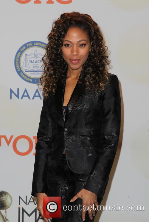 The 46th NAACP Image Awards - Press Room