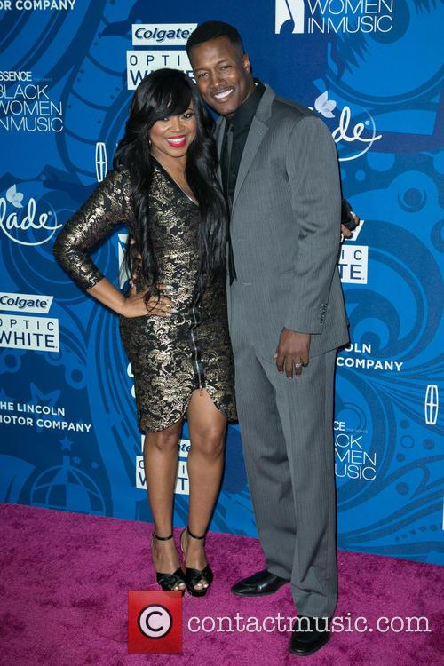 Shanice Wilson and Flex Alexander 3