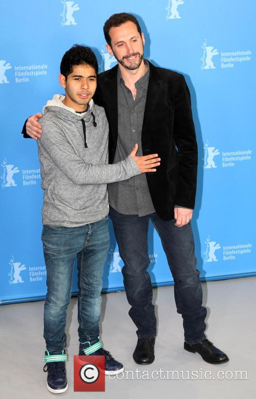 Berlin, Actor Kristyan Ferrer and Gabriel Ripstein 2