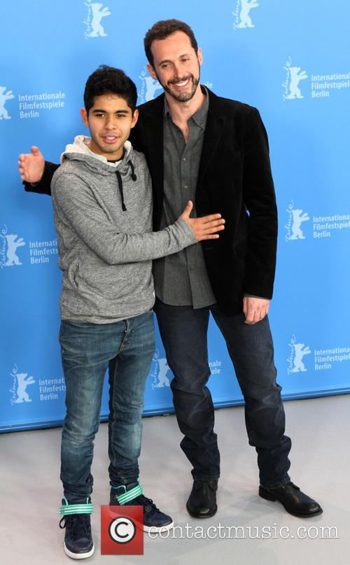 Berlin, Actor Kristyan Ferrer and Gabriel Ripstein 3
