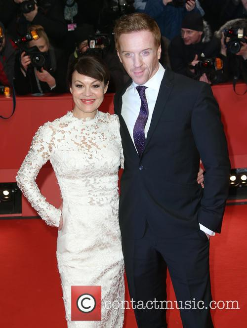 Helen Mccrory and Damian Lewis 3