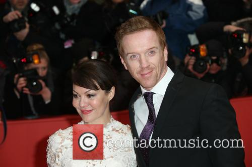 Helen Mccrory and Damian Lewis 6