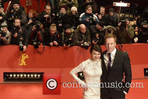 Berlin and Damien Lewis 1