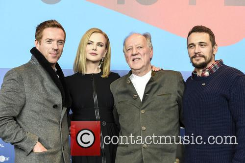 Damian Lewis, Nicole Kidman, James Franco and Werner Herzog 1