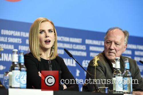Nicole Kidman and Werner Herzog 2