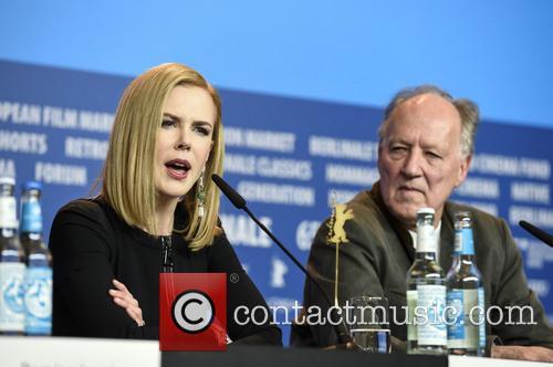 Nicole Kidman and Werner Herzog 3