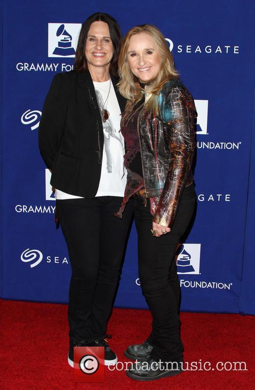 Linda Wallem and Melissa Etheridge 3