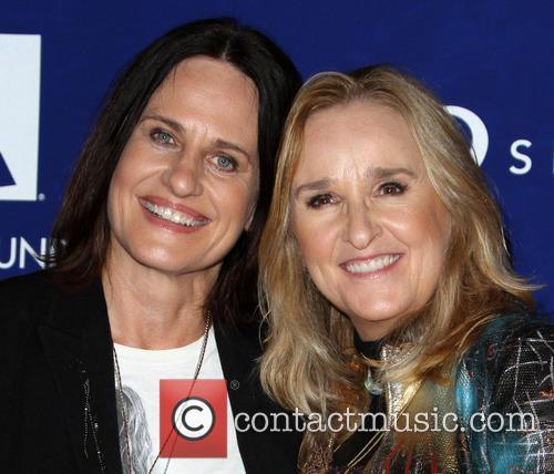 Linda Wallem and Melissa Etheridge 4