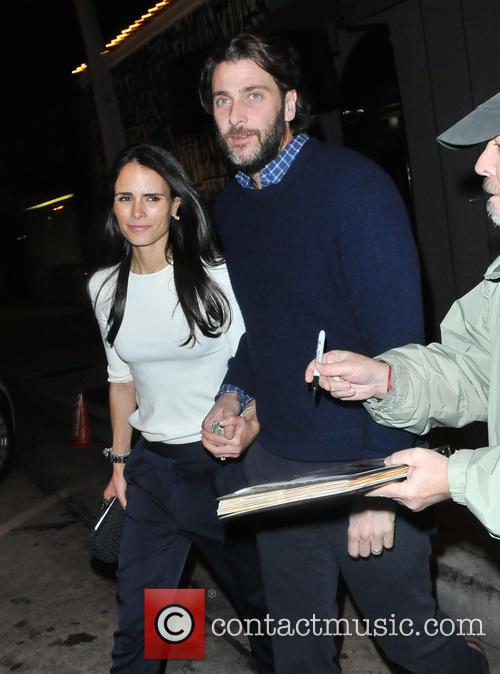 Jordana Brewster and Andrew Form 2