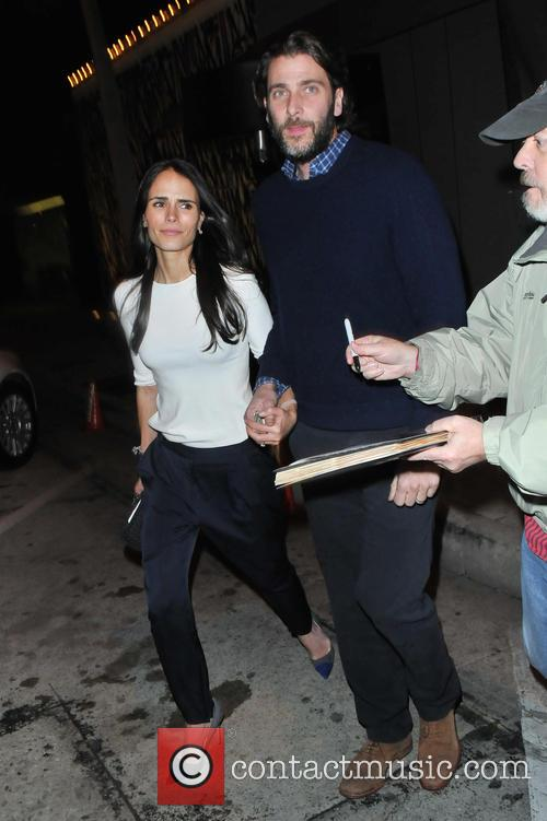 Jordana Brewster and Andrew Form 3