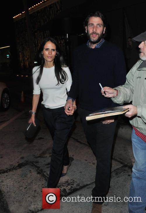 Jordana Brewster and Andrew Form 5