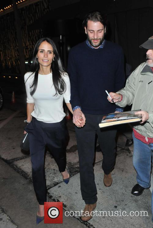 Jordana Brewster and Andrew Form 9