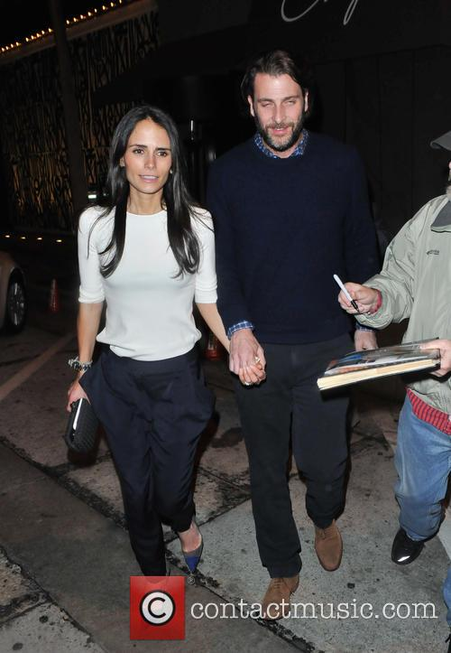 Jordana Brewster and Andrew Form 10